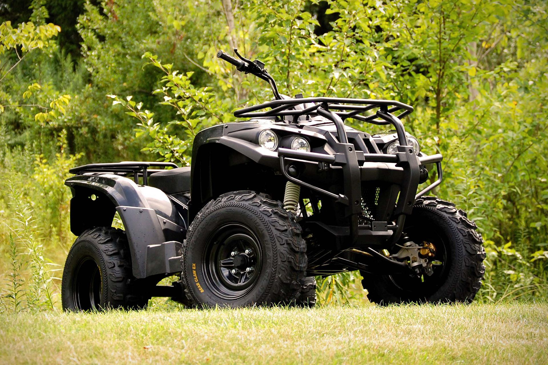 DRR Stealth Electric ATV รถ atv