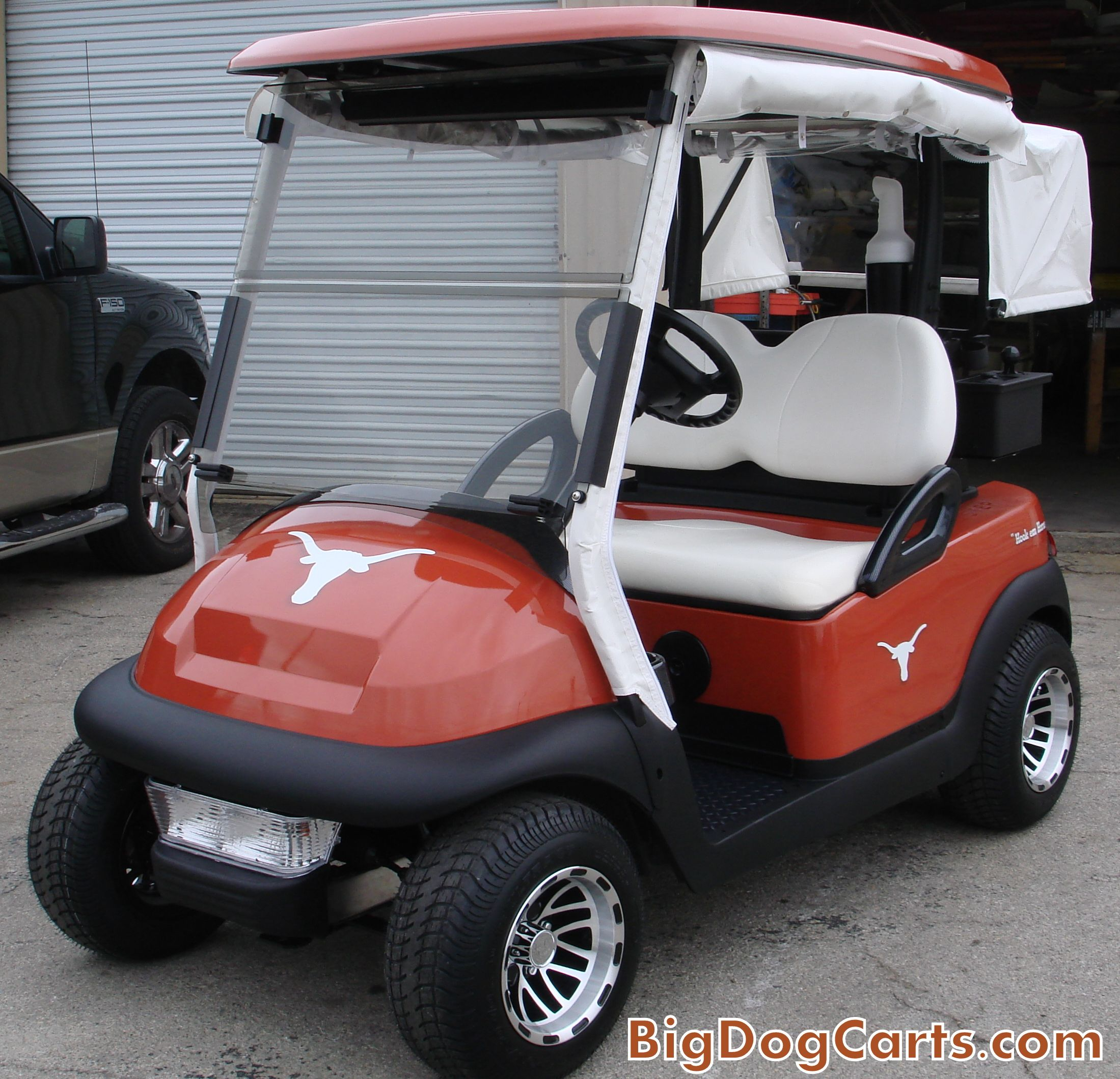 Bigdog Custom Golf Carts Custom golf carts, Golf carts, Golf