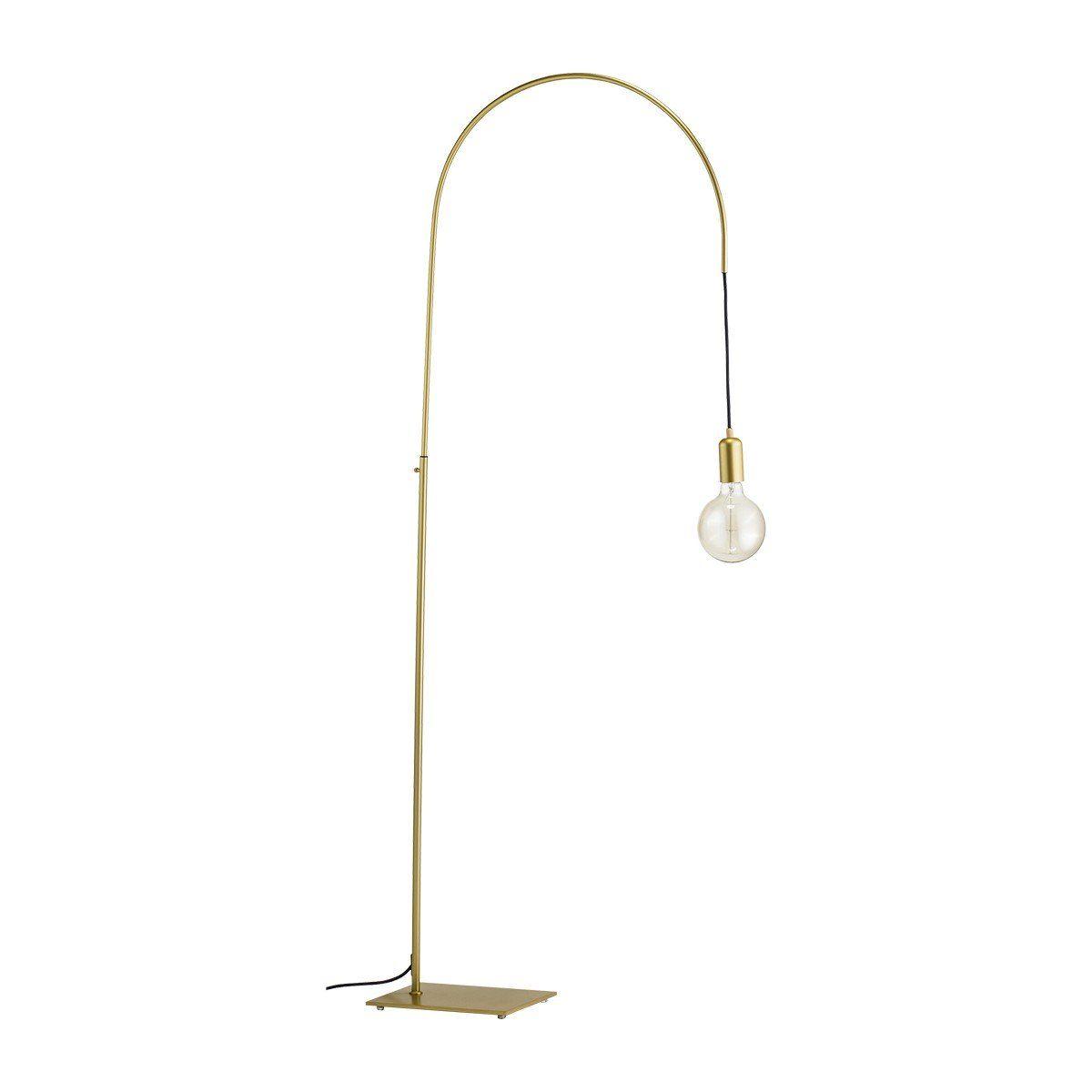 Buy Modern Floor Lamps Online Or Visit Our Showrooms To Get Inspired With The Latest Lighting From Mumoon Belgium Dan Floor Brass Floor Lamp Lamp Floor Lamp