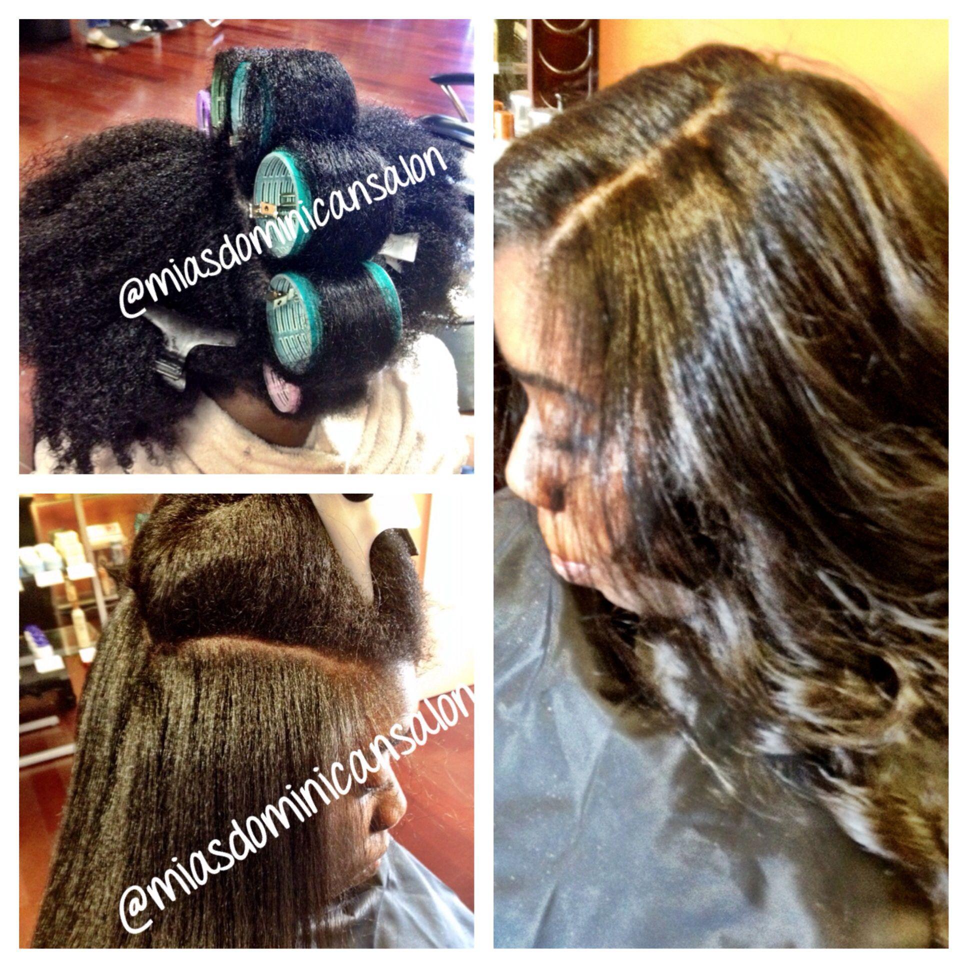 Dominican Dominicanhairsalon Dominicanhair Naturalhair Aveda Purabella Mother Moroccanoil Trendsetter Blowout Hair Dominican Hair Natural Hair Styles