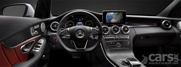 New Mercedes C Class Interior Revealed C Class Mercedes