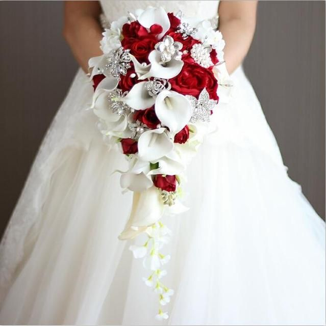 Elegant Forever Wedding Floral Bouquets To Customize Send An