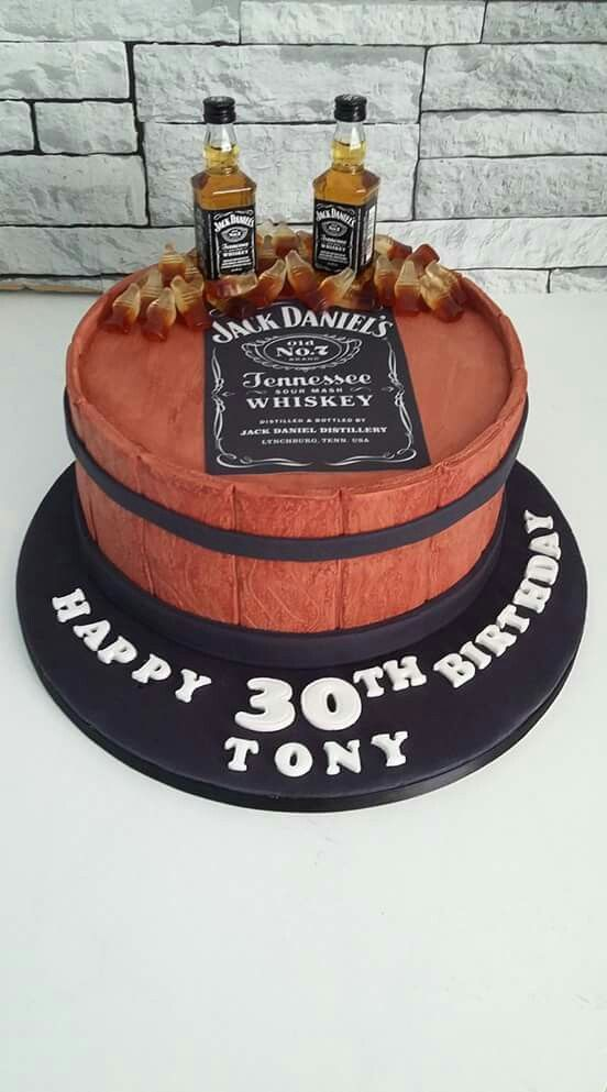 Jack Daniels Cake Baking Pinterest Jack daniels cake Jack
