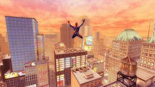The Amazing Spider Man Apk Data V1 1 7 No Root Offline Download