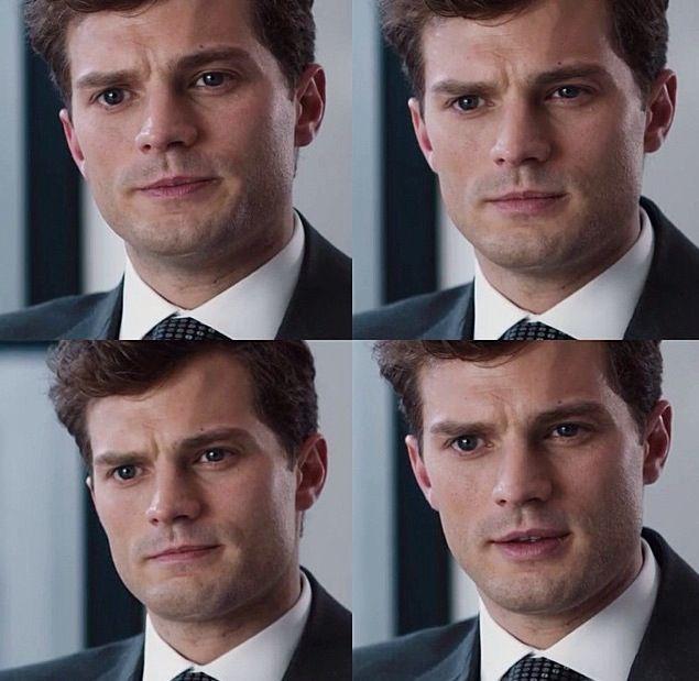 Christian Gray Christian Grey Fifty Shades Trilogy Jamie Dornan