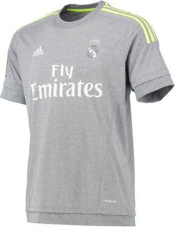 Real Madrid 15 16 Kits Released New Football Shirts Soccer Shirts Real Madrid