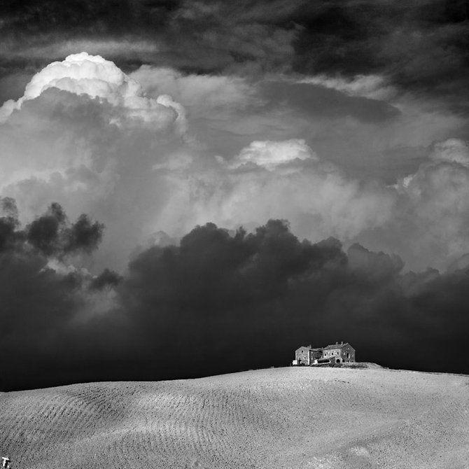 Красивые черно-белые фотографии (29 фото) | Черно белая ...