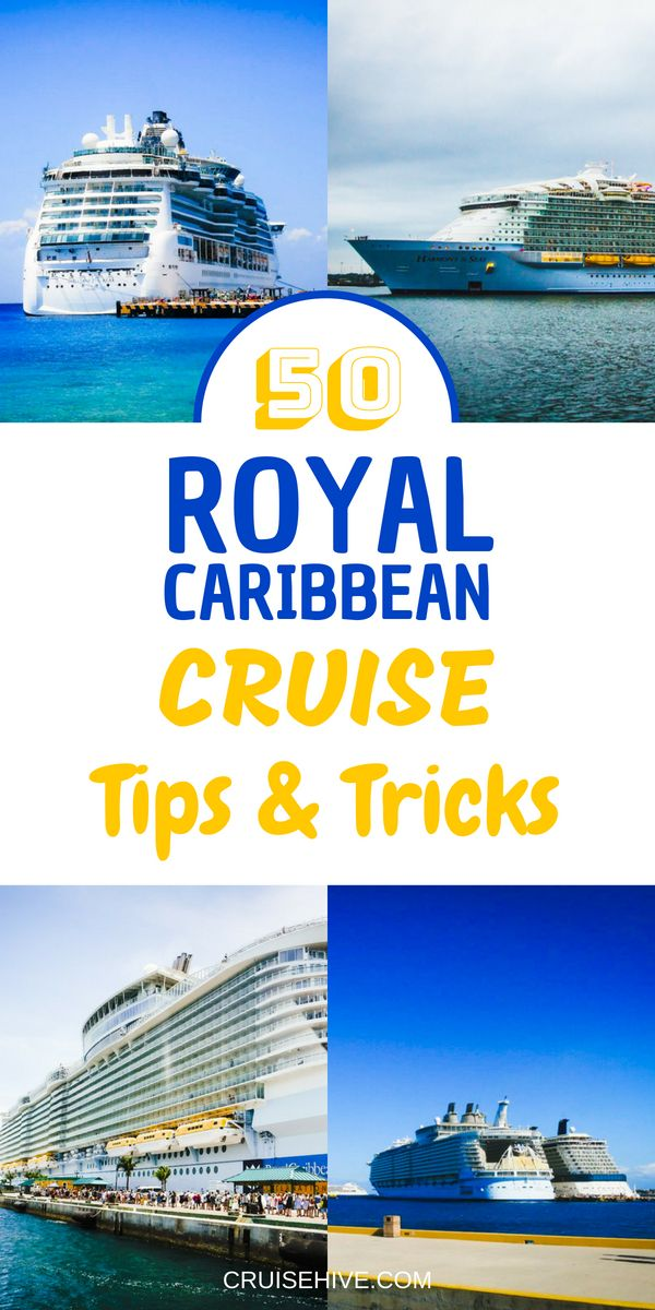 50 Royal Caribbean Cruise Tips and Tricks | Royal Caribbean | Royal