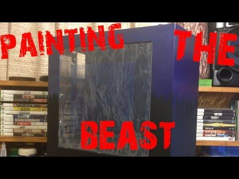PAINTING THE BEAST | Ultramarine Permafrost painting teaser