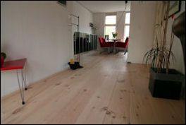 Grenen vloer wit geolied voor een moderne uitstraling interieur