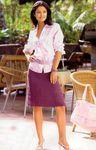 Мобильный LiveInternet Просто роскошная юбка, связана крючком | галина5819 - Дневник галина5819 |