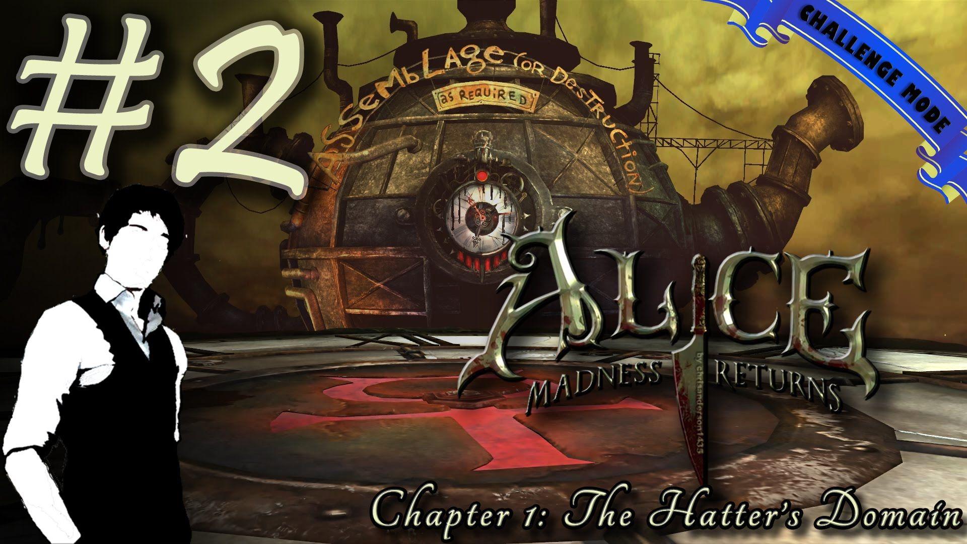 "Alice Madness Returns Walkthrough Chapter 2 slug in a shell"" - alice: madness returns (part #2"