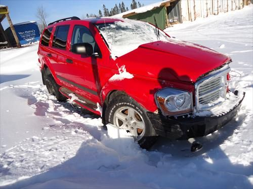 2006 Dodge Durango Being Parted Out On Partingout If The Er Didn T List Part You Need No Prob Click Listed And Make Offers