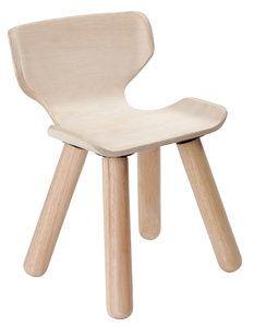 2 Houten Kinderstoeltjes Te Koop.Plantoys Stoeltje Peuterkamer Teun Kinderstoel Stoelen En Meubilair