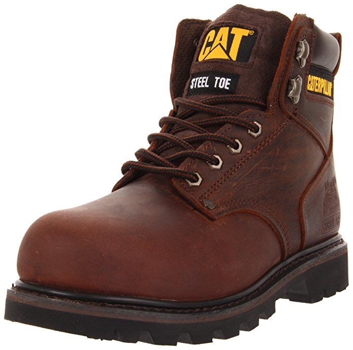 Caterpillar Mens Second Shift Steel Toe Work Boot Review Work And