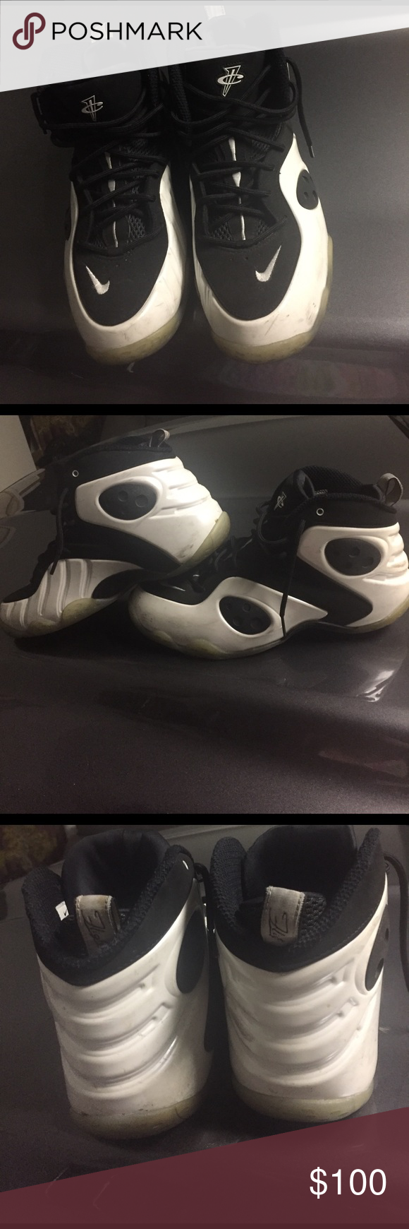 Nike Flight Size 10.5 Gently used, could use a cleaning Nike Shoes Sneakers
