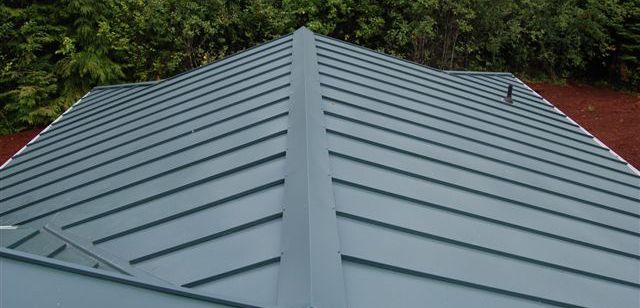 Best Standing Seam Metal Roof Roof Architecture Modern 400 x 300