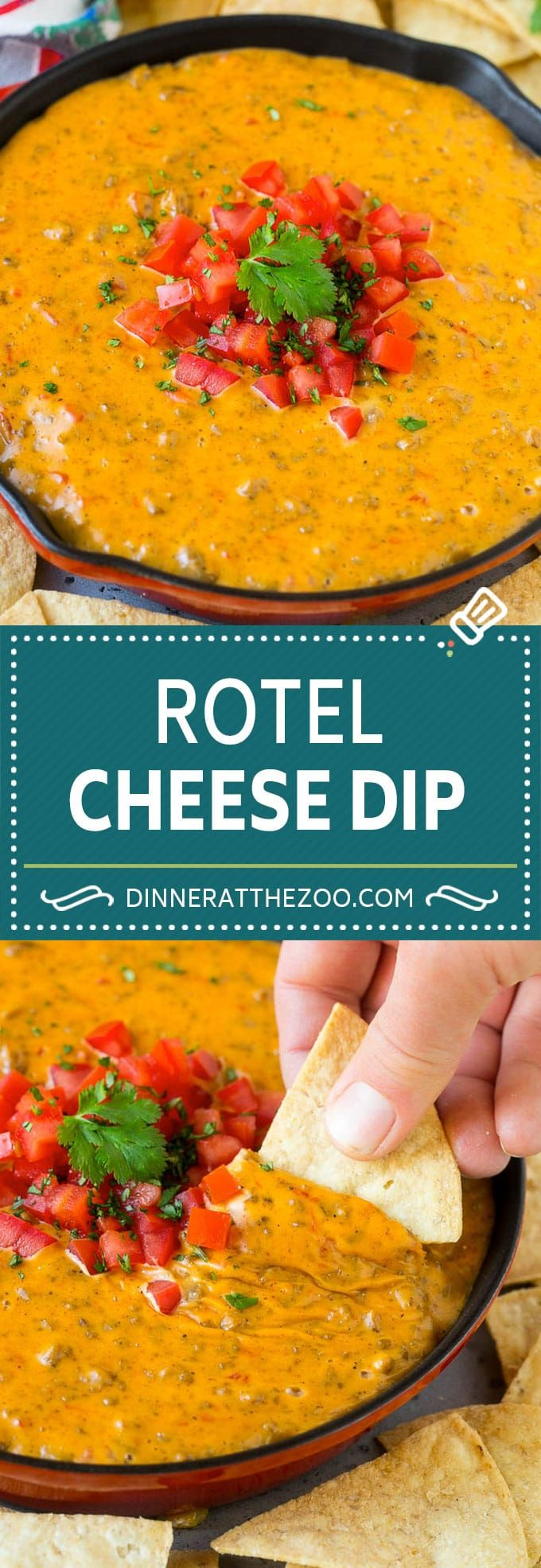 Rotel Dip Recipe | Mexican Cheese Dip | Beef and Cheese Dip | Velveeta Dip
