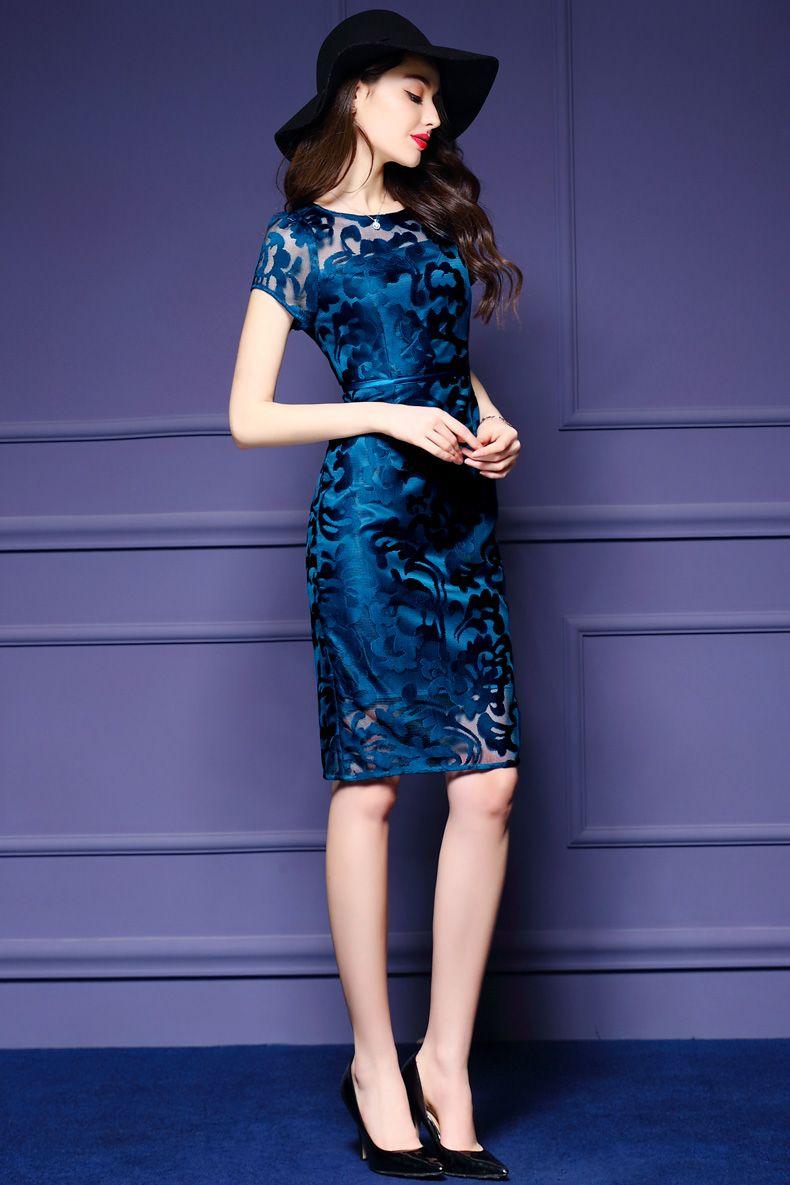 Click to buy ucuc women dress summer dress new stitch embroidery dress