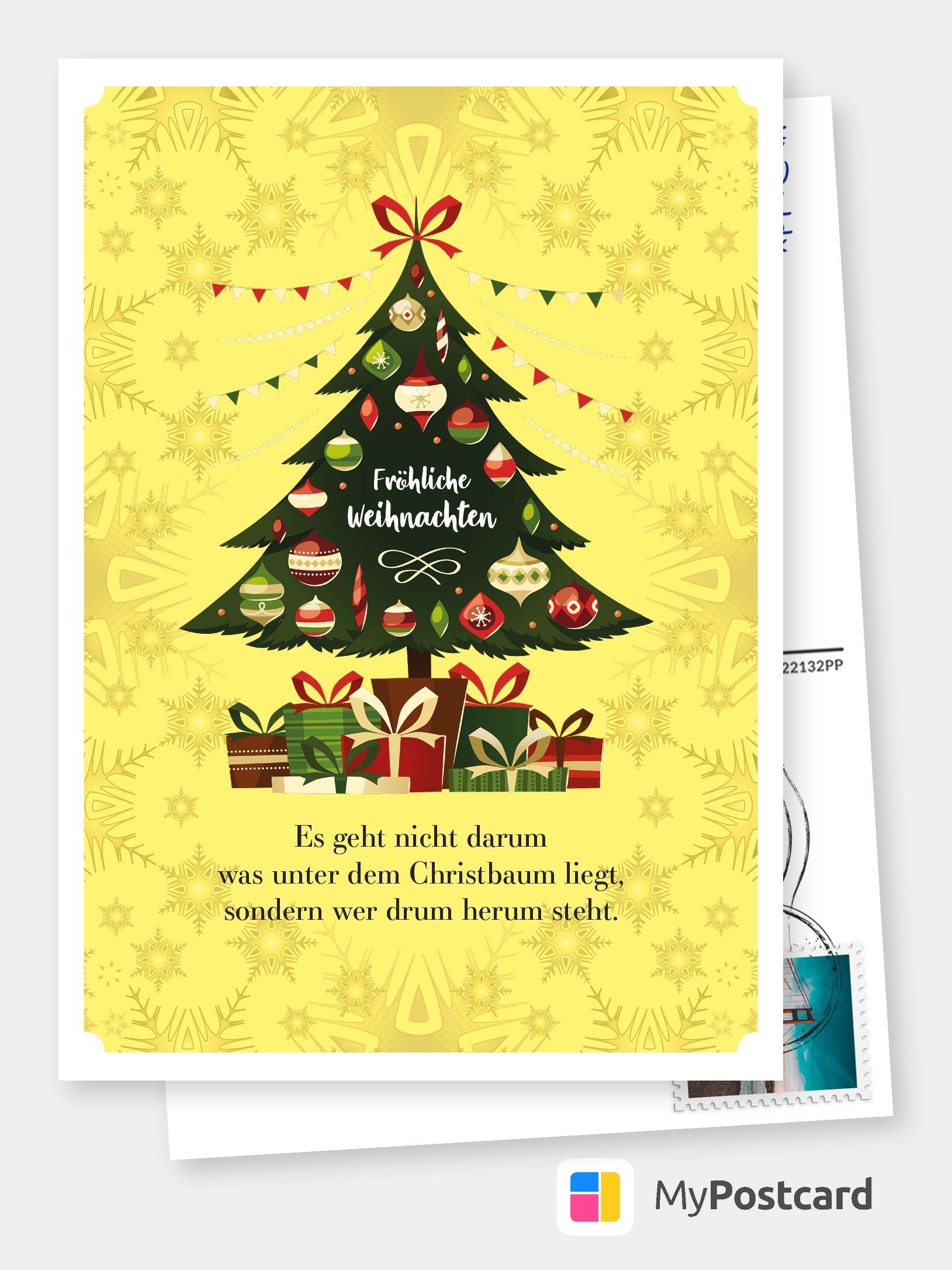 Weihnachtskarten mit MyPostcard verschicken! Weihnachtskarten Spruch | Weihnachtskarten mit Foto | Weihnachten Karten | Weihnachten Postkarte | Weihnachten Postkarte DIY | Weihnachten Grüße | Weihnachten Grußkarte | Weihnachten Geschenke | Frohe Weihnachtswünsche | Frohe Weihnachtsgrüße | Frohe Weihnachtsbilder |Frohe Weihnachtenkarte | Christmas Karte | Heiligabend Sprüche #Weihnachten #Christmas #Weihnachtszeit #Weihnachtsfest #Grüße #Postkarte
