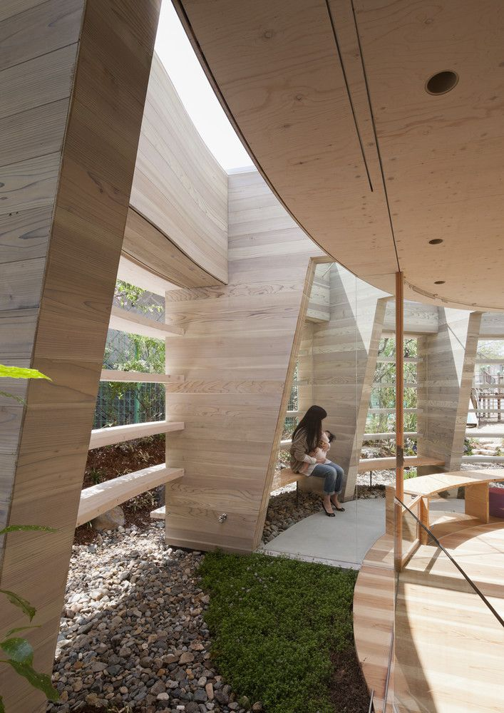Gallery Of Peanuts Uid Architects 4 Nursery Schoolschool
