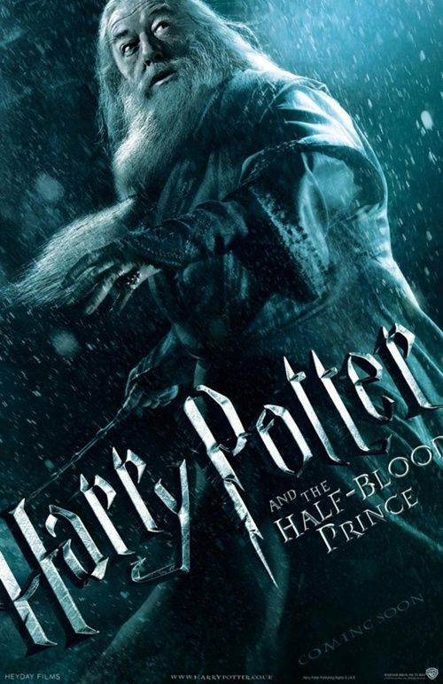 ☆ Harry Potter and the Half-Blood Prince [2009]