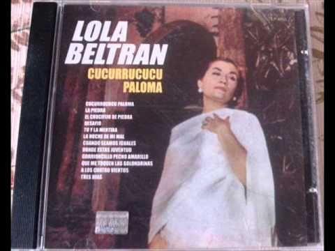 lola beltran cucurrucucu paloma (cd completo)
