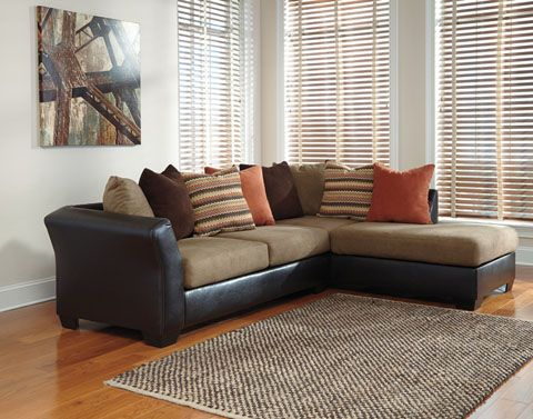 The Cowan Cafe Sectional from Ashley Furniture HomeStore