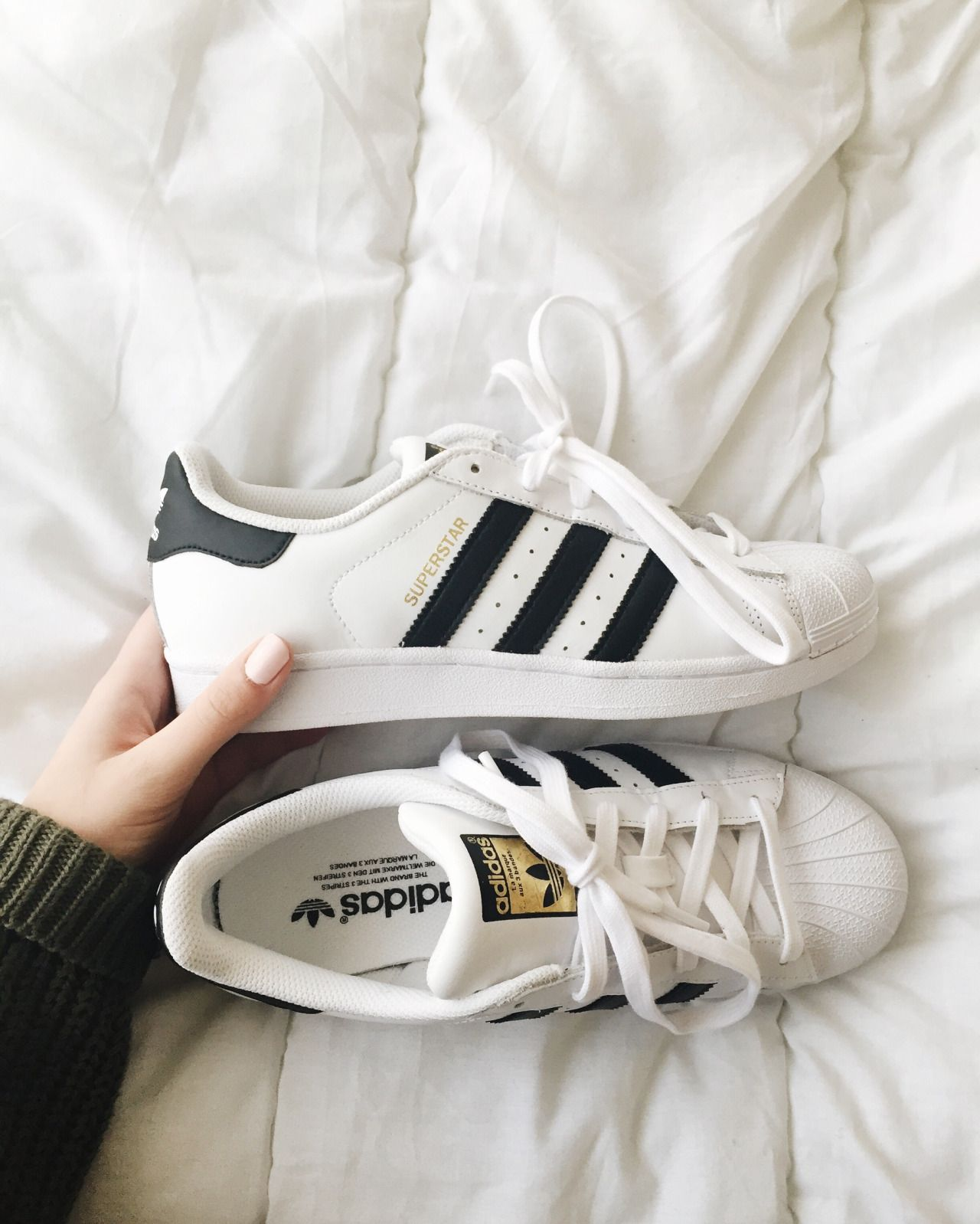Adidas nmd · Shoes adidas sneakers tumblr adidas shoes black ...