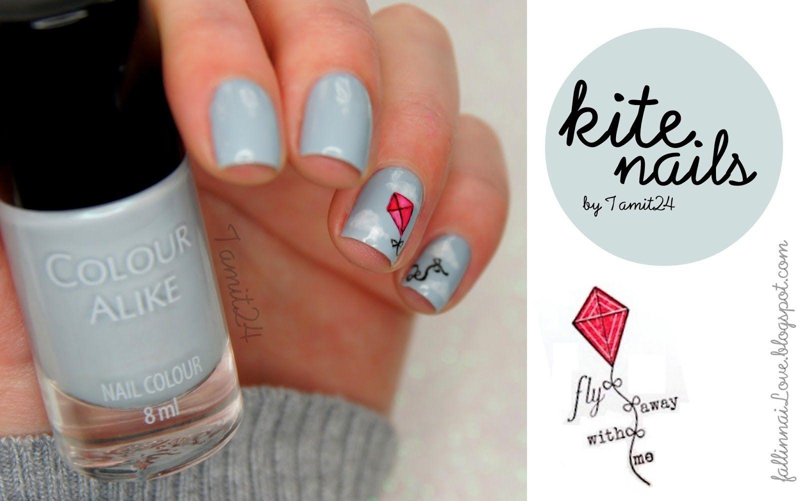 kite+nails+colour+alike+pozna%C5%84+pzn+490+drachetka+tamit24+title ...