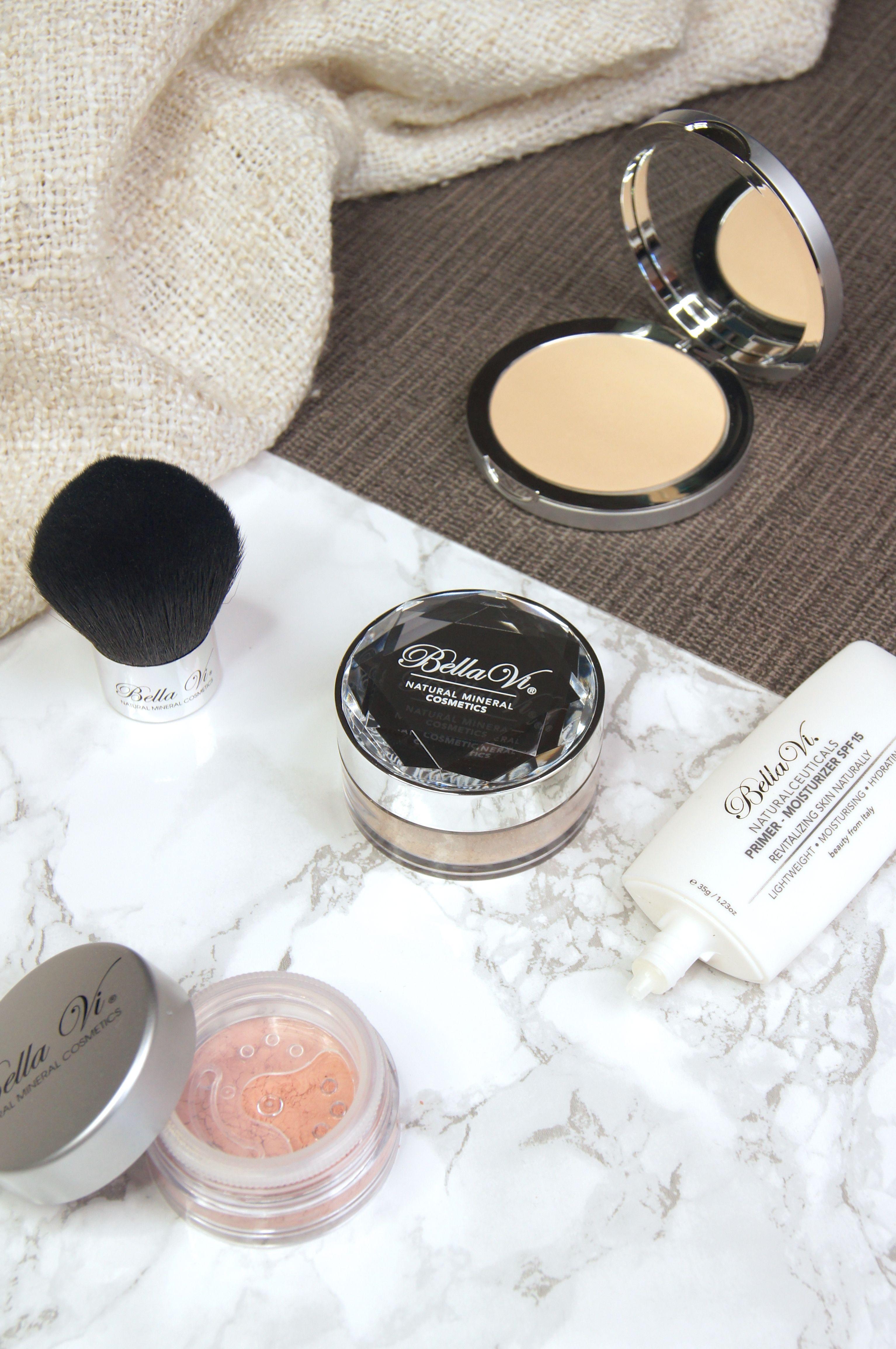 CrueltyFree, Natural, Mineral Makeup Review Bella Vi