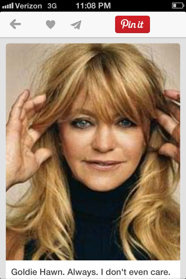 new style hair cut for goldie hawn bangs haircuts goldie hawn 8322