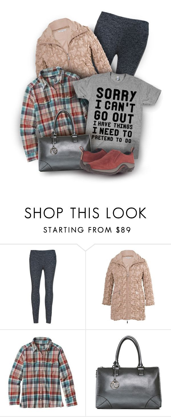 """Lazy Saturday"" by franceseattle ❤ liked on Polyvore featuring Beyond Yoga, Chesca, Patagonia, Trilogy and Merrell"