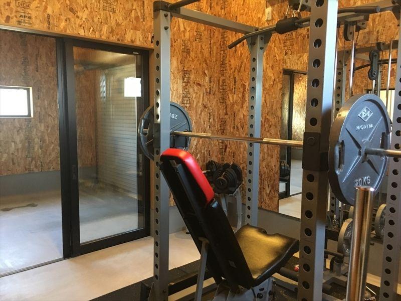 トレーニングルーム事例集 2020 トレーニングルーム 家 住宅