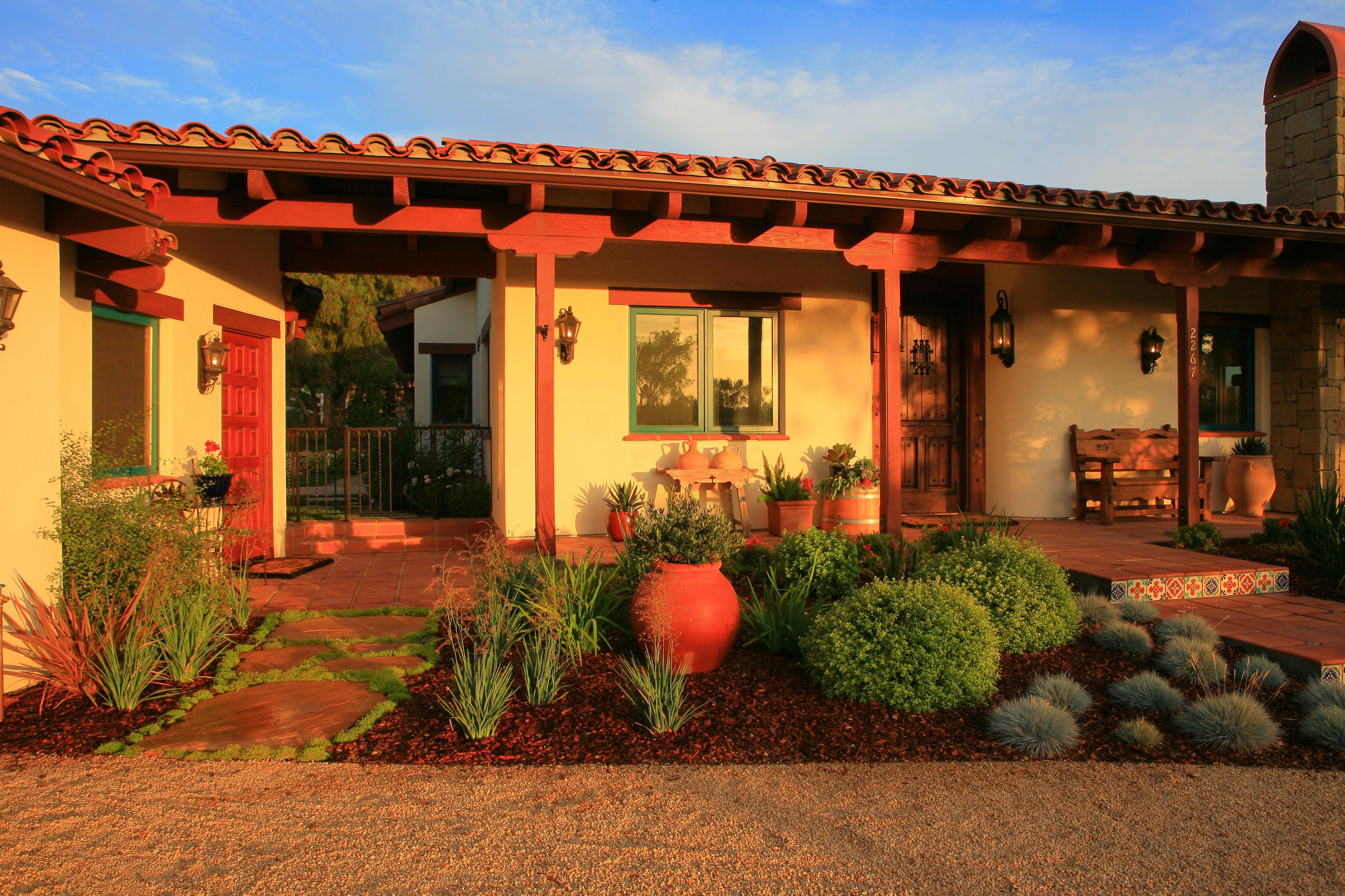 Hacienda Style Homes Wonderful 18 Eye Of The Day Garden