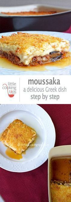 How to make moussaka: Step by step instructions to make this incredible casserole at home. One of the best, tastiest recipe of the traditional Greek cuisine. #moussaka #recipe #Greek #casserole #moussakagriechisch How to make moussaka: Step by step instructions to make this incredible casserole at home. One of the best, tastiest recipe of the traditional Greek cuisine. #moussaka #recipe #Greek #casserole #moussakagriechisch How to make moussaka: Step by step instructions to make this incredible #moussakagriechisch