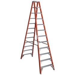 M8712 12 Type Ia Fiberglass Twin Ladder At Menards Step Ladders Ladder Fiberglass