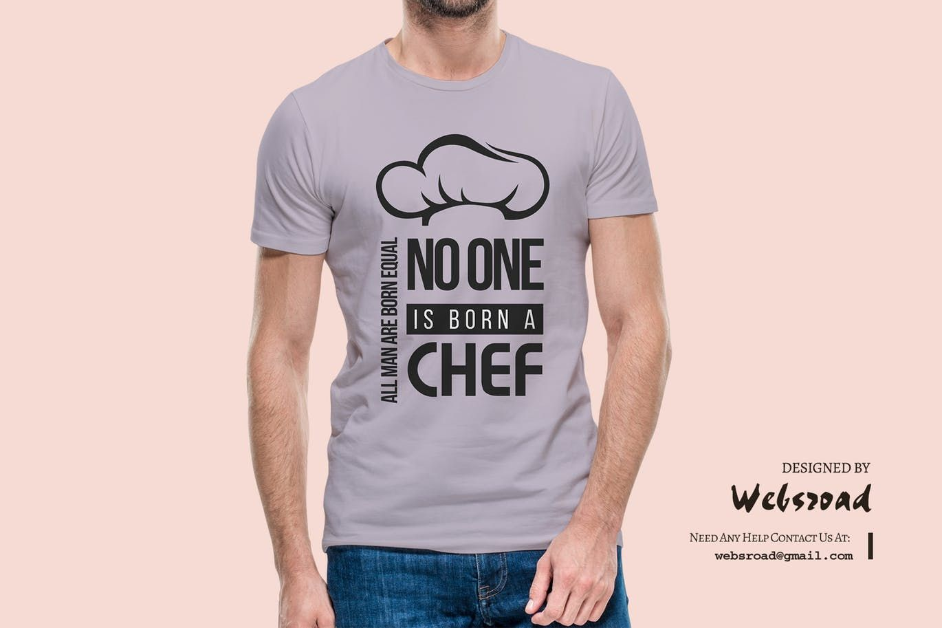 Download Chef T Shirt Design Template Ai Eps Psd T Shirt Design Template Shirt Designs Tshirt Designs