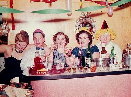 1960's Happy New Year