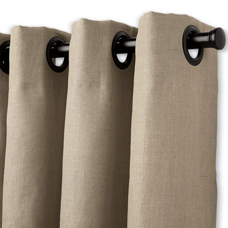 Casual Drapery   Kitchen Curtains, Fabric Window Coverings, Treatments    Smith+Noble