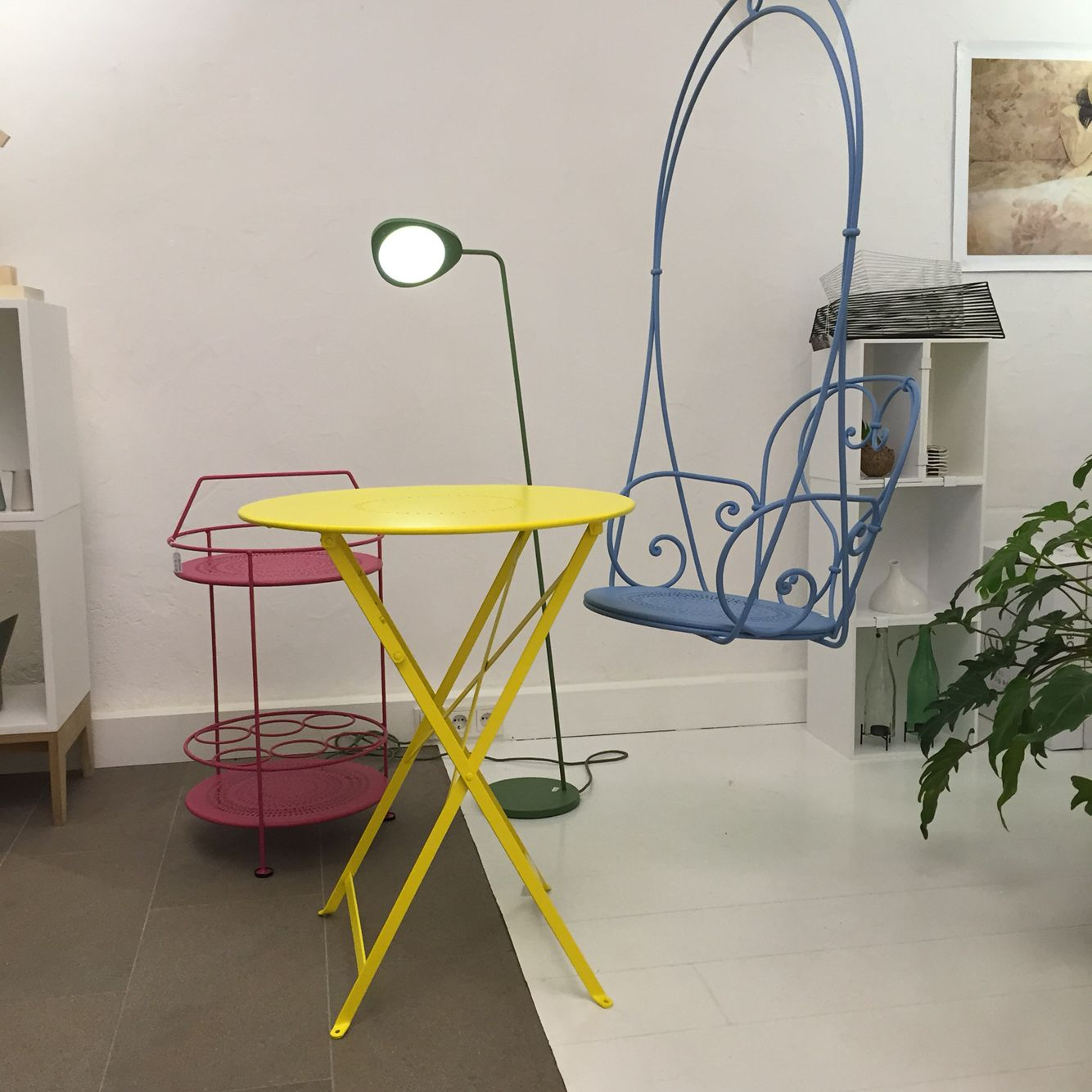 Swing by fermob furniture pinterest swings and showroom