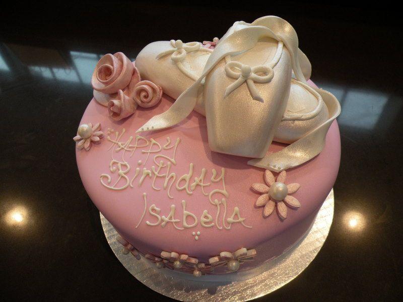 Custom Birthday Cake Denver Ballet Cakes Ballerina cakes