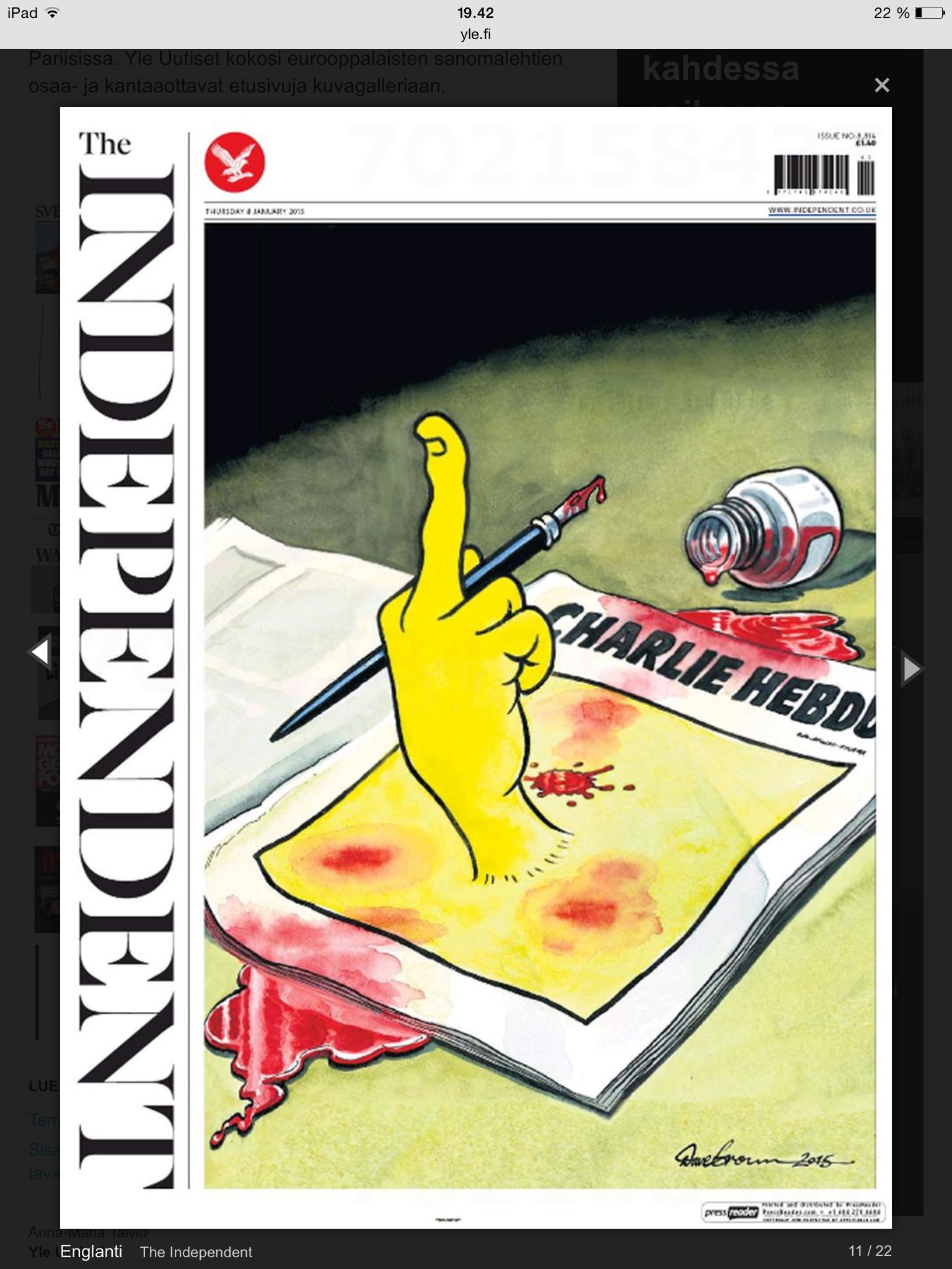 Pin By Titta Suvanto On Cartoon Sarjakuva Pinterest Cartoon - 24 powerful cartoon responses charlie hebdo shooting