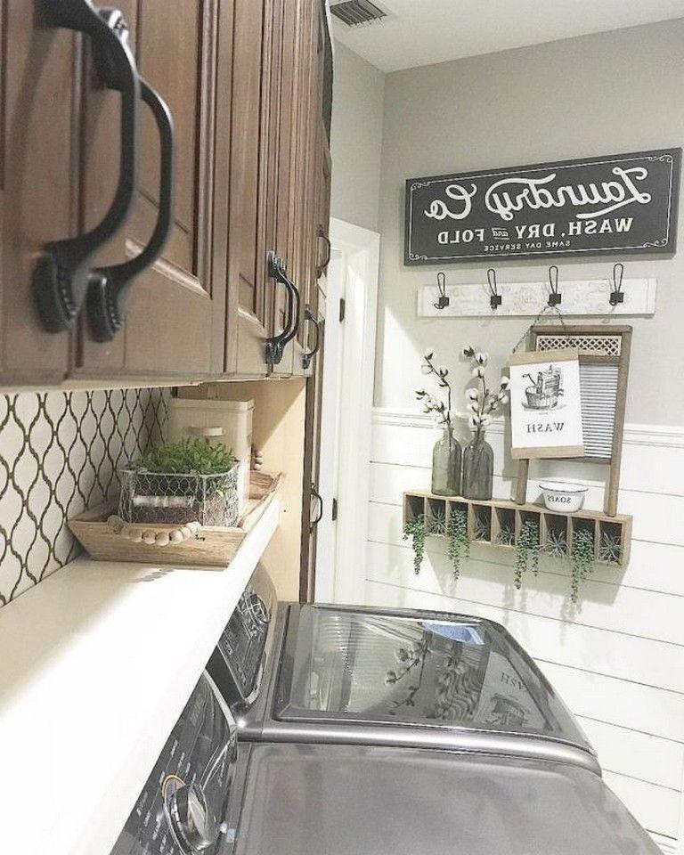 Photo of 36+ Ideen für die Organisation von Waschküchen von Top Inspire