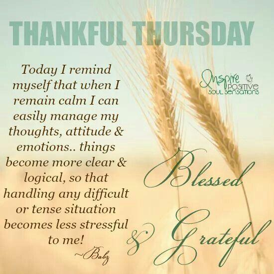 thankful thursday days of the week pinterest