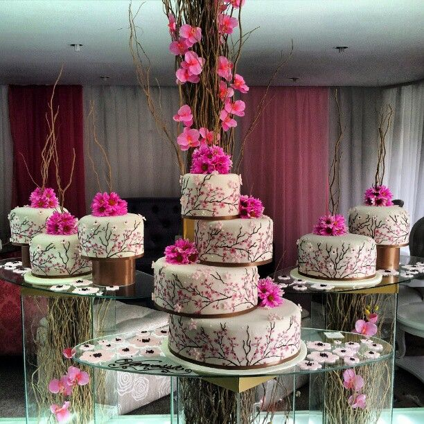 5 separate wedding cakes wedding 25 stunning separate tier wedding cakes 10450