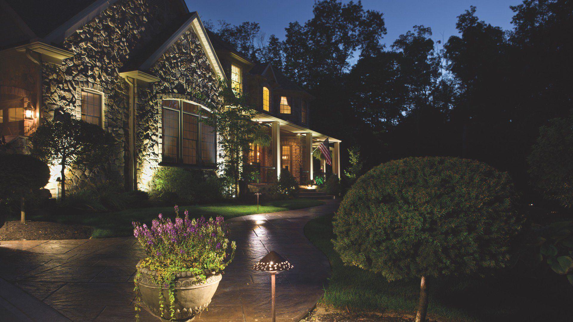 Wall Wash Lighting With Images Landscape Lighting Outdoor Landscape Lighting Landscape Lighting Design