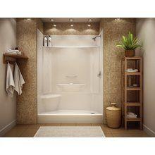 American Standard 0255 102 New Salem 60 X 30 Alcove Soaking Bath