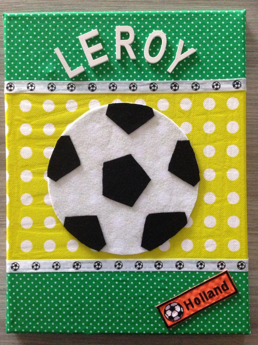Voor de voetbal slaapkamer van mijn zoon | Ideeën voor het huis ...