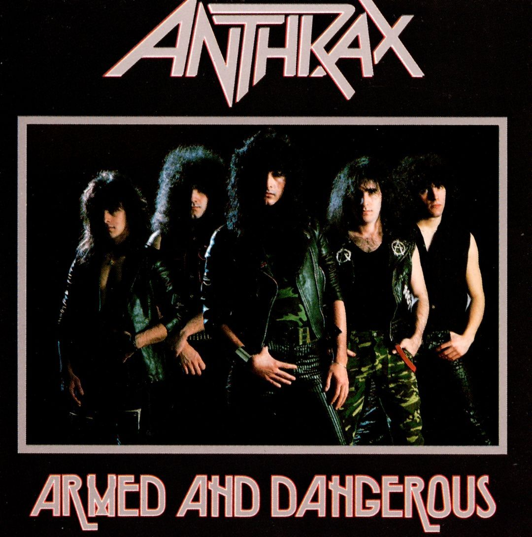 Pin On Anthrax